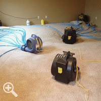 Bob's Steam Cleaning water damage Restoration
